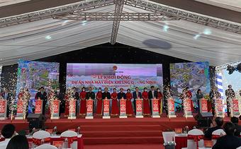 Quảng Ninh khởi công, khởi động 4 dự án lớn, vốn hơn 12 tỷ USD
