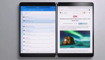 """Với Surface Neo, Microsoft muốn """"chỉ dạy"""" Apple cách tạo máy tính bảng"""