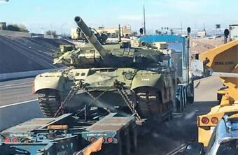 "Ukraine bán ""quốc bảo"" cho Mỹ, thu 7 triệu USD"