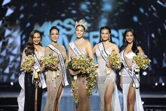 Người đẹp nặng 71 kg đăng quang Hoa hậu Hoàn vũ Thái Lan 2021