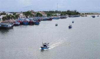 Ninh Thuận, Bình Định chủ động ứng phó với áp thấp nhiệt đới