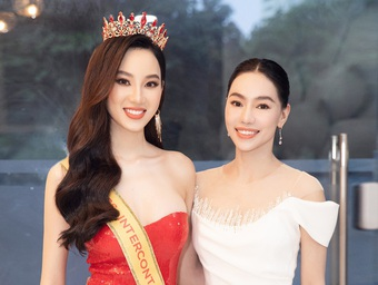 Vì sao Ái Nhi bị giữ trang phục trước cuộc thi Miss Intercontinental?