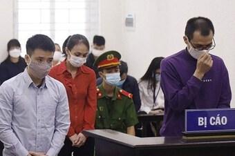 Lợi dụng chức vụ, 3 nguyên cán bộ Công ty Sông Đà 6 lĩnh án tù