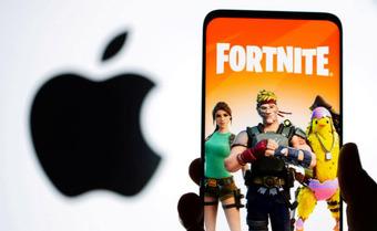 Epic Games tiếp tục 'ngáng chân' Apple