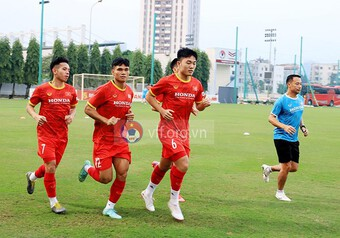 Quế Ngọc Hải: 'Đội tuyển Việt Nam đặt mục tiêu có điểm trước Nhật Bản, Saudi Arabia'