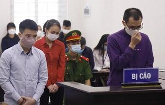 """Cựu Kế toán trưởng Công ty Sông Đà 6 và đồng phạm vào tù vì tiền """"lại quả"""""""
