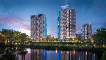 BerRiver Jardin - phong cách sống nghỉ dưỡng ở Hà Nội