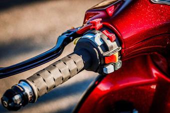 Vespa Sprint 125 ''lột xác'' với loạt đồ chơi khủng
