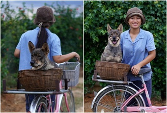 Cuộc sống làng quê Việt Nam bình dị qua những thước phim của An Đen