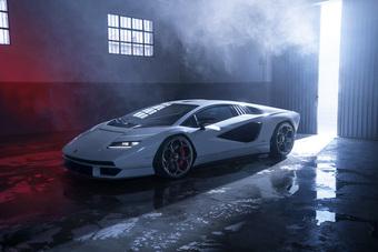 Vừa mở bán, Lamborghini Countach đã có người bán lại với giá gấp đôi – Cách làm giàu của giới đại gia