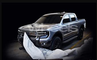 Triệu hồi Ford Ranger vì lỗi dây đai an toàn