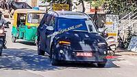 KIA chạy thử dòng xe MPV mới cạnh tranh Xpander