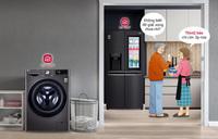 """LG ThinQ """"trao quyền"""" kiểm soát thiết bị cho người dùng cao tuổi"""