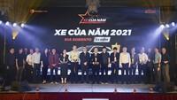 Khởi động chương trình Bình chọn XE CỦA NĂM 2022