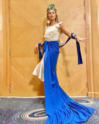 Nhiều trang phục dân tộc bị chê sơ sài tại Miss Intercontinental 2021