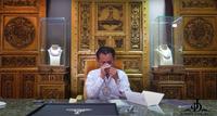 Johnny Đặng hé lộ đại gia Việt Nam đặt làm nhẫn kim cương 3 tỷ