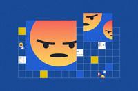 """Những toan tính phía sau biểu tượng """"phẫn nộ"""", """"thương thương"""" trên Facebook"""