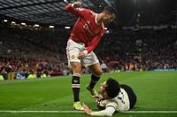 """""""Ronaldo đã may mắn thoát được chiếc thẻ đỏ ở trận Liverpool"""""""