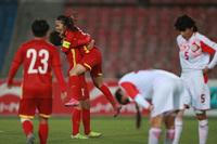 AFC ca ngợi tuyển Việt Nam, Các chiến binh sao vàng dễ đụng độ Trung Quốc
