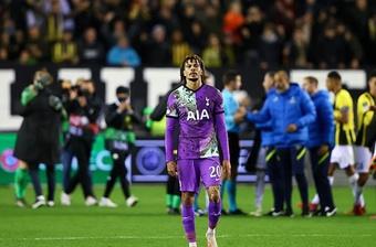 Sao Tottenham đang khiến lời tiên tri của Sir Alex trở nên ''việt vị''