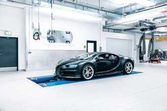 Bugatti Chiron sắp bị khai tử