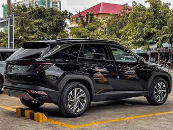 Hyundai Tucson thế hệ mới nghi vấn xuất hiện tại Việt Nam