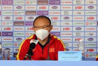 Bóng đá Việt Nam hôm nay: HLV Park Hang Seo mong CĐV tin tưởng U23 Việt Nam