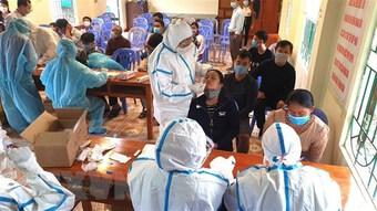 Hà Giang khẩn trương truy vết trường hợp liên quan đến ca cộng đồng