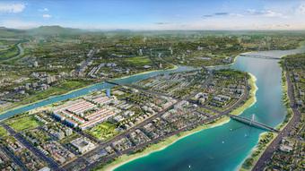 Dự án nào khởi đầu trục kinh tế hướng Nam thành phố Đồng Hới?