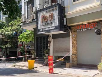 Ổ dịch liên quan đến tiệm tóc Mẹ Ớt ở Hà Nội đã lan sang 2 tỉnh khác