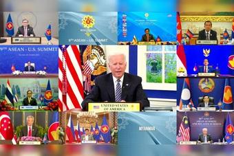 Mỹ sẽ tài trợ 102 triệu USD cho ASEAN