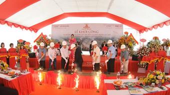 DHome Central Park: Hình thành với sứ mệnh kiến tạo giá trị BĐS mới tại Lạc Sơn