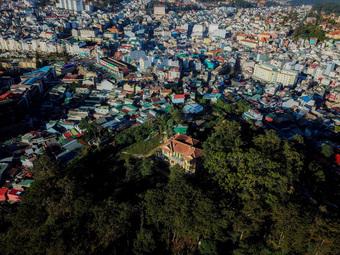 Lâm Đồng quyết định nâng dinh Tỉnh trưởng lên 28m, làm tổ hợp khách sạn