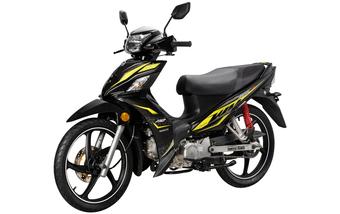 Xe máy Malaysia giá gần 21 triệu đồng, cạnh tranh Honda Wave Alpha