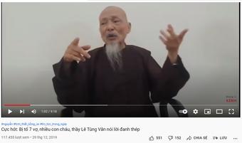 Ông Lê Tùng Vân từng hứa thưởng lớn cô gái nào dám nhận là vợ, con số lên đến tiền tỷ