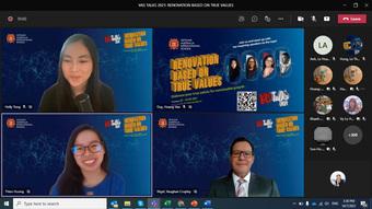 VAS Talks 2021 - Giải pháp tinh thần cho học sinh hậu Covid-19