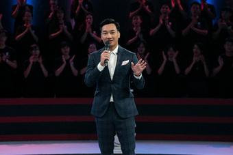 MC Thành Trung giúp người trẻ tìm việc, làm show với toàn sếp lớn trăm tỷ