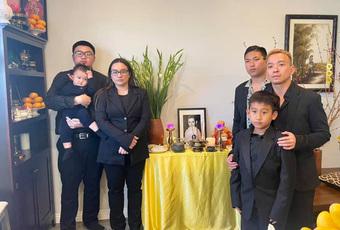 Wendy Phạm tươi cười livestream ôn lại kỷ niệm về mẹ Phi Nhung, tiết lộ tình hình các con nuôi ở Việt Nam của cố ca sĩ