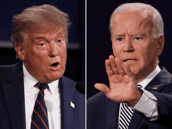 Ông Biden bác bỏ đặc quyền hành pháp của ông Trump