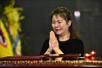 Diễn viên Kim Oanh chia sẻ về cố NSND Anh Tú: ''Từ ngày người ấy đi xa, tôi không mặn mà với ánh đèn sân khấu''