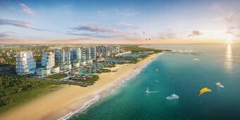 Đô thị nghỉ dưỡng - giải trí - thể thao biển: Siêu điểm đến mới của Bình Thuận