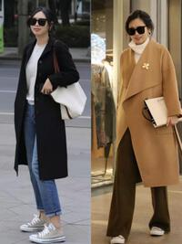 Phụ nữ 40 tuổi mặc áo khoác vào đầu mùa đông, nên đi 3 đôi giày này, vừa thời trang, ưa nhìn mà lại rất quyến rũ