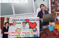 """Bức ảnh """"tố cáo"""" sơ hở trong mối quan hệ của chủ Tịnh thất Bồng Lai và Lê Thanh Minh Tùng"""
