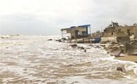 Ngập lụt và sạt lở nặng ở một số địa phương tại Thừa Thiên-Huế