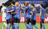 """Đè bẹp Hồng Kông, Nhật Bản đẩy Campuchia vào thế """"ngàn cân treo sợi tóc"""" ở giải châu Á"""