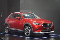 Mazda CX-3 tiếp tục khai tử tại châu Âu