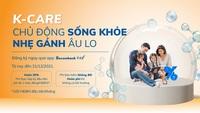 Sacombank và Dai-ichi Life ra mắt sản bảo hiểm ung thư trên ứng dụng Sacombank Pay