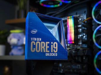 Vi xử lý Intel Core thế hệ 12 trình làng với hiệu năng khủng