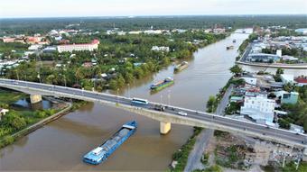 Đề xuất đầu tư 3.903 tỷ đồng nâng cấp, cải tạo hạ tầng các tuyến đường thủy phía Nam