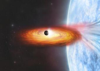 Lần đầu phát hiện hành tinh ngoài thiên hà, con của 2 thứ khủng khiếp nhất vũ trụ